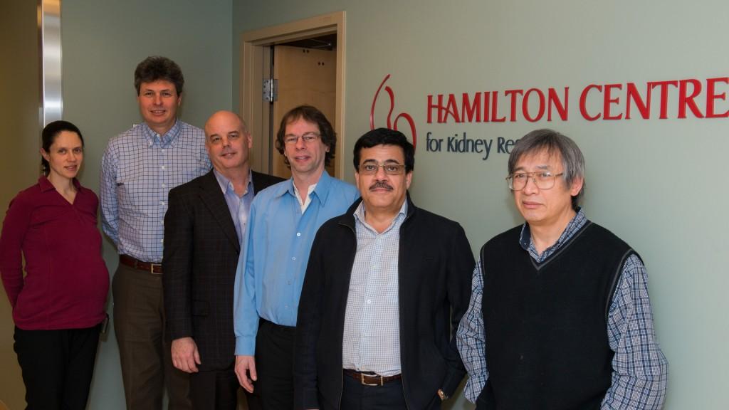 Dr. Joan Krepinsky, Dr. Peter Margetts, Dr. Richard Austin, Dr. Jeffrey Dickhout, Dr Khalid Al-Nedawi, Dr. Damu Tang